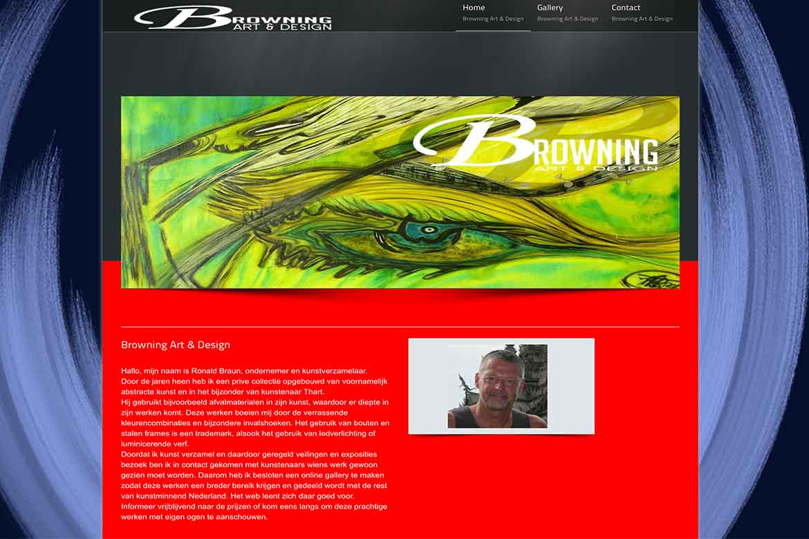 Browning Art Design | Portfolio Mary Alexander Graphic Design | Maarn