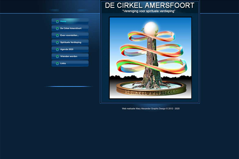 De Cirkel Amersfoort | Portfolio Mary Alexander Graphic Design | Maarn