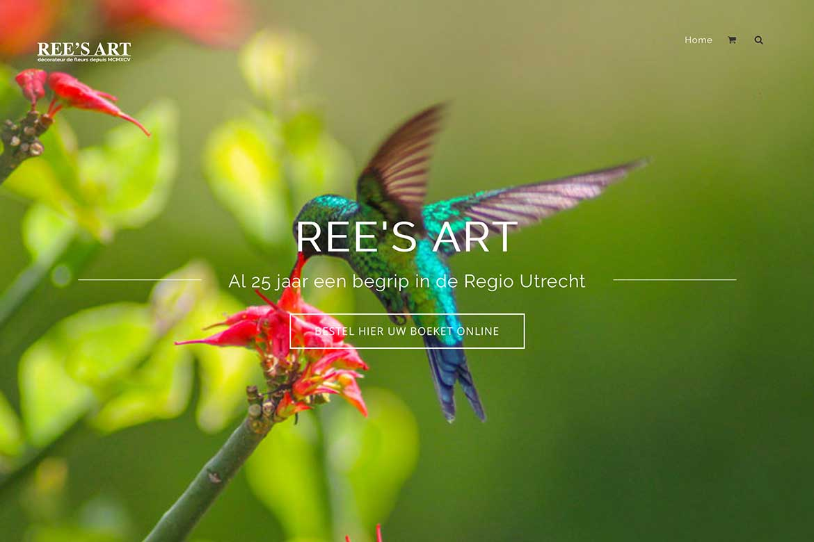 Ree's Art Website | Portfolio Mary Alexander Graphic Design | Maarn