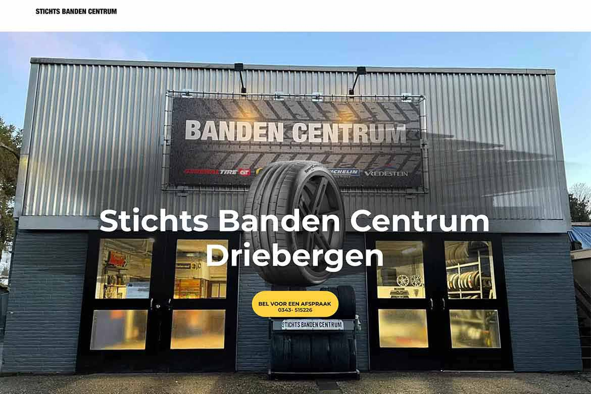 Stichts Banden Centrum | Portfolio Mary Alexander Graphic Design | Maarn